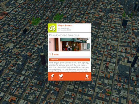 See your friends on an amazing 3D map!