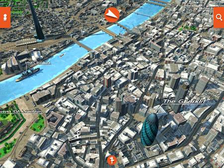Experience 3D maps like you&#x27;ve never seen before!