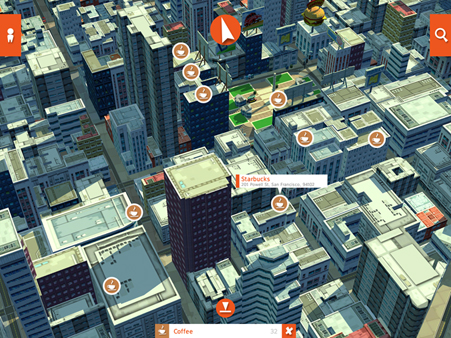 Experience 3D maps like you've never seen before!
